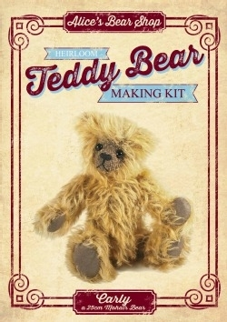 Carly Bear Making Kit
