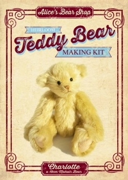 Charlotte Bear Making Kit