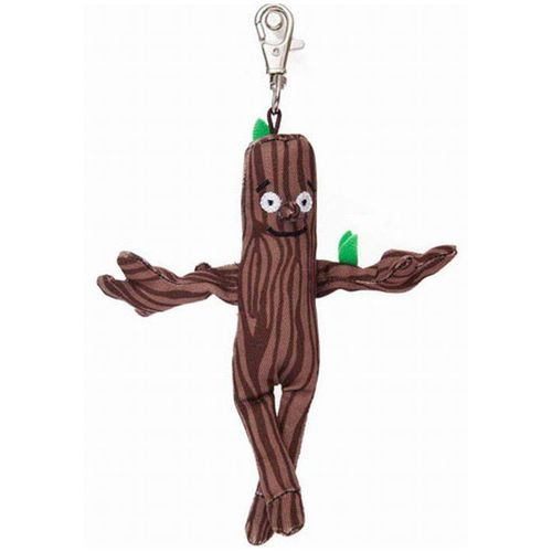 Stickman Keyring/Backpack Clip