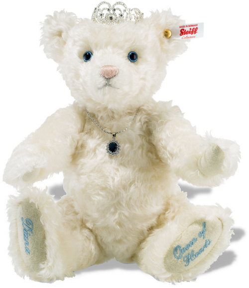 Steiff_Pricess_Diana_Teddy_Bear