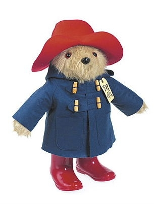 Paddington Bear Standing 46cm