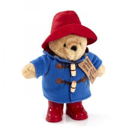 Paddington Blue Coat 23cm