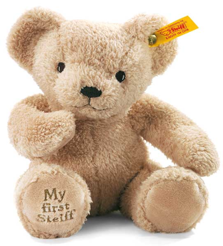 My First Steiff Teddy Bear -  Beige