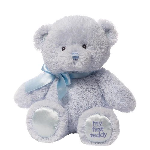 My First Teddy Blue- Small