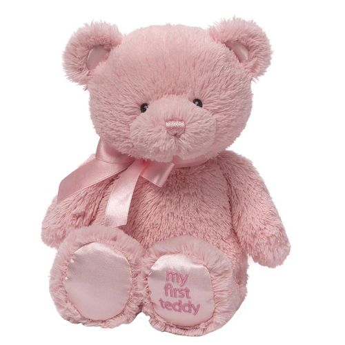 My First Teddy Pink - Small
