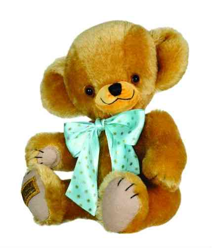 Merrythought Traditional Cheeky Teddy Bear  10""