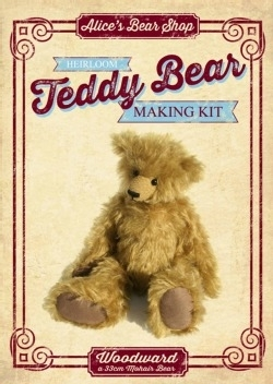 Woodward Bear Making Kit
