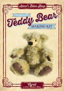 Cyril Bear Making Kit