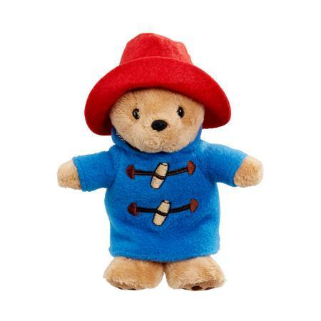 *Paddington Bear Bean Toy