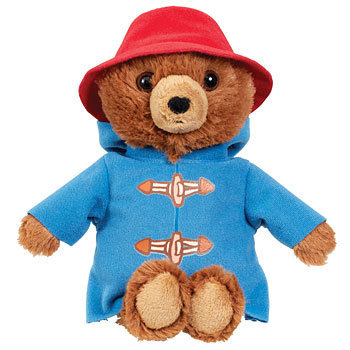 *Paddington Bear Soft Toy