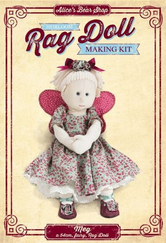 Meg Rag Doll Kit