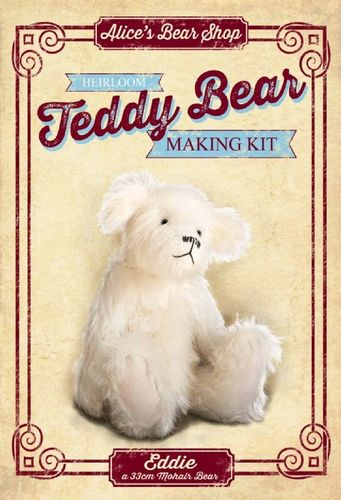Eddie Bear Making Kit