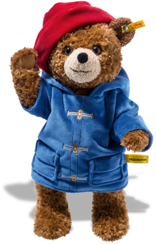 Steiff Plush Paddington 38cm